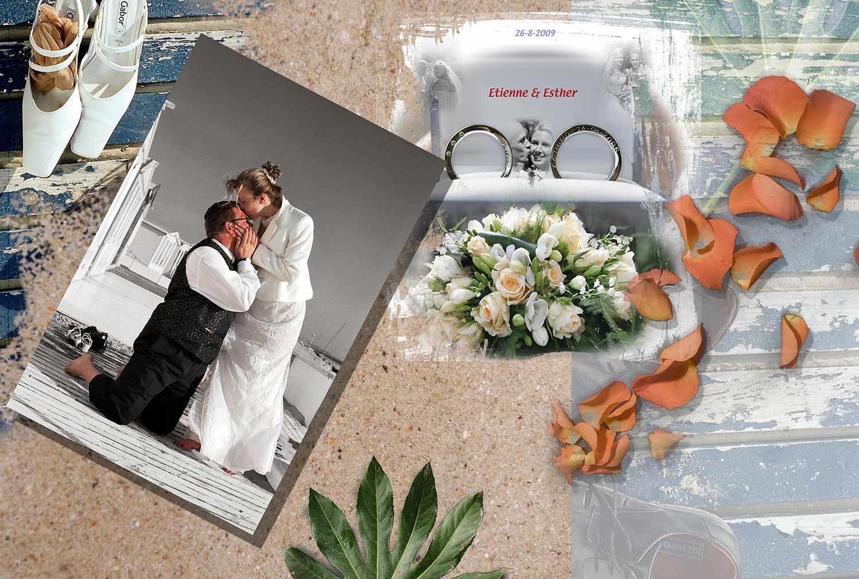 trouwfotograaf rotterdam trouwalbum trouwboek zuid holland noord holland